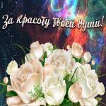 Картинка душевная открытка с розами